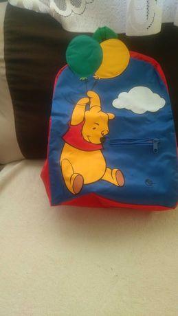 Plecak dziecięcy  10 zł sztuka