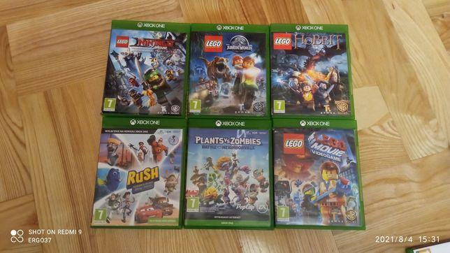 LEGO Ninjago Xbox one gra