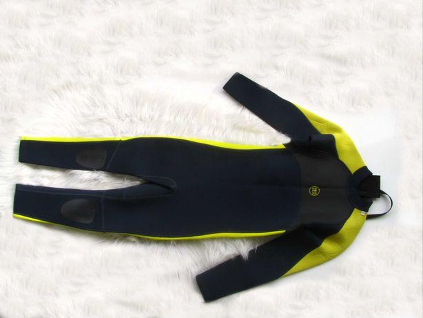 Детский длинный Гидрокостюм костюм для дайвинга TWF 10 11 лет