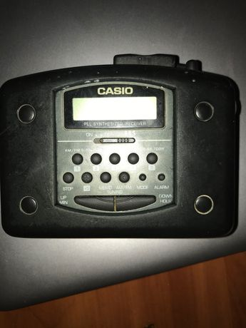 Продам плеер Casio кассетник.