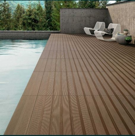 Mosaico Deck Brown 20x90 Margres