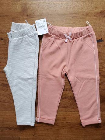 утеплені штани, лосіни С&А 86см