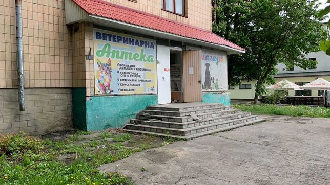 Оренда магазину м. Монастирище вул.Соборна,126