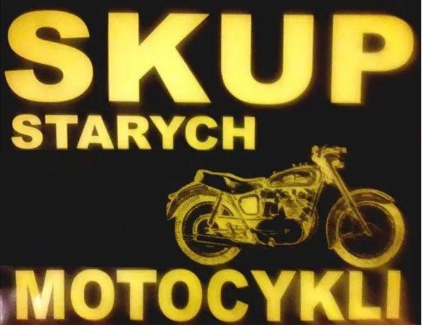 Skup motocykli OSA, AWO, DUO, Jawa, Simson, Motorynka, WSK, SHL, WFM,