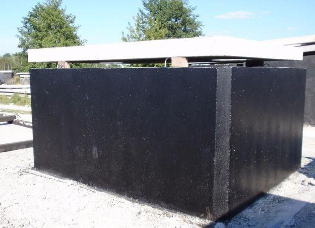 Szambo betonowe zbiornik 10m3 szamba zbiorniki studnie wodomierzowe