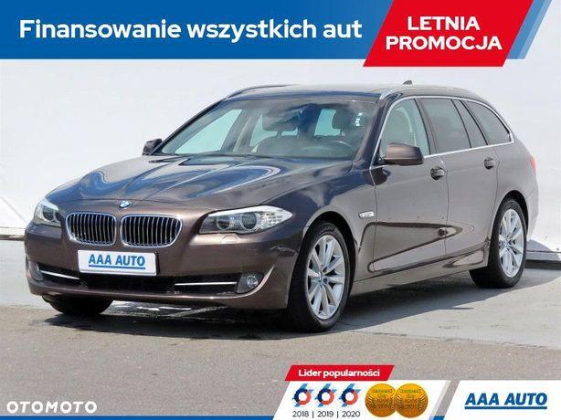 BMW Seria 5 520 d, 1. Właściciel, Serwis ASO, 181 KM, Automat, Skóra, Navi, Xenon,