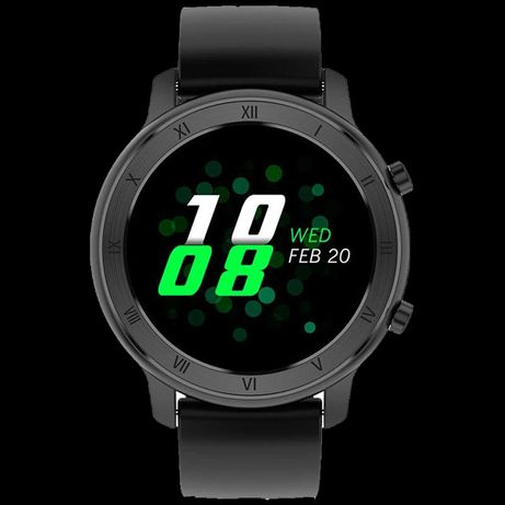 Smartwatch Redondo em Metal [Estilo GTR]