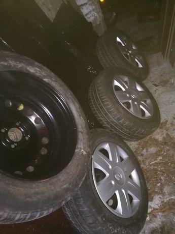 Felga stalowa Renault megane