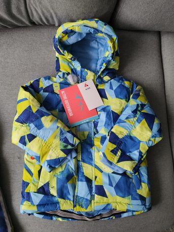 Nowy Komplet 5.10.15 kurtka i spodnie narciarskie rozm.92