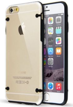 Capa iPhone 6 - Transparente - Nova/Embalada