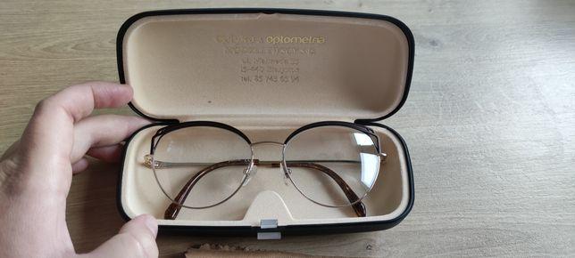 Stylowe okulary 0,5+