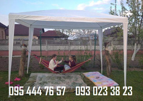 Садовый шатер 3х2м водонепроницаемый, павильон, тент, намет.