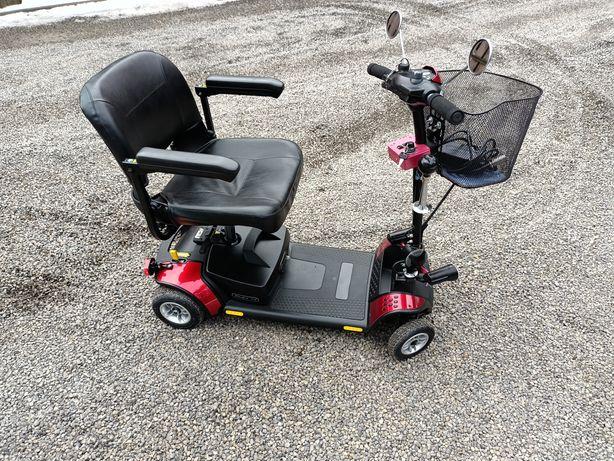 Skuter wózek elektryczny inwalidzki