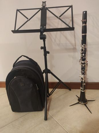 clarinete buffet crampon e13 18 chaves