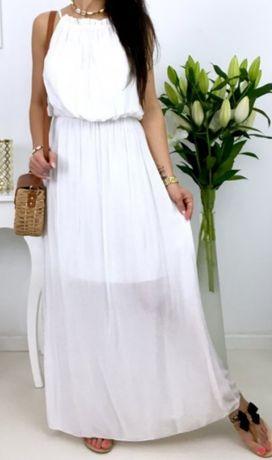 Sukienka ciążowa maxi promocja