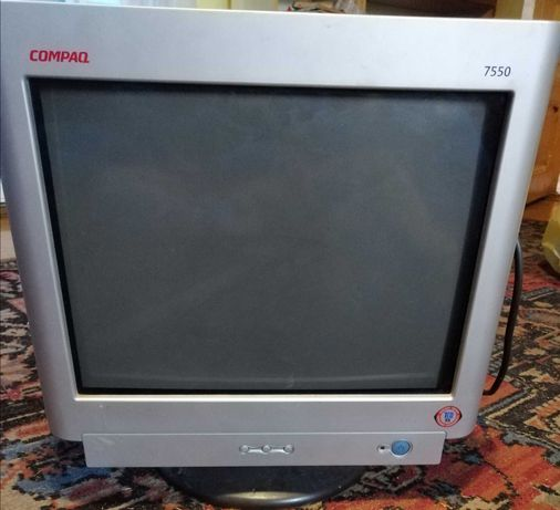 Monitor komputerowy Compaq 7550