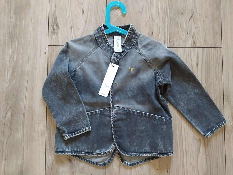 Jeans jacket Booso 2/3 nowy Kędzierzyn-Koźle - image 1