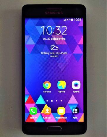 Samsung Galaxy A5 SM-A5000FU 2/16GB Czarny. Stan dobry