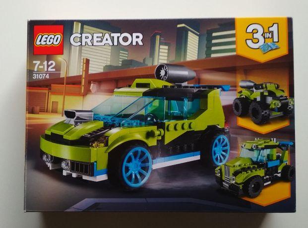 LEGO Creator 31074 Wyścigówka 3w1 quad ciężarówka
