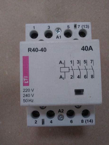 stycznik SM R40-40/230V ETI 3M
