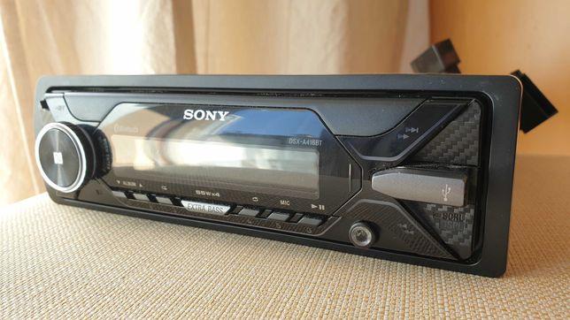 Radio samochodowe SONY DSX-A416BT