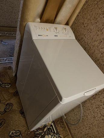 Продам стиралтную машинку Zanussi с вертикальной загрузкой