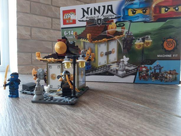 Аналог Lego Ninjago