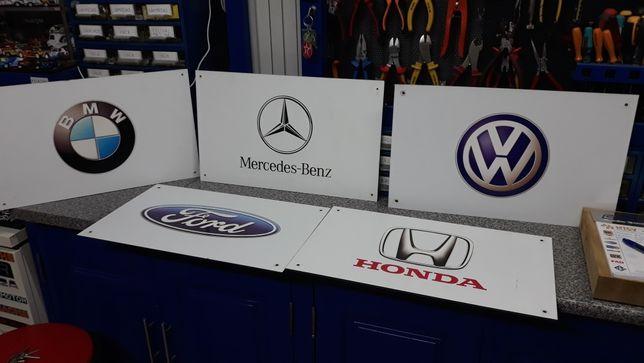 Placas marca carros