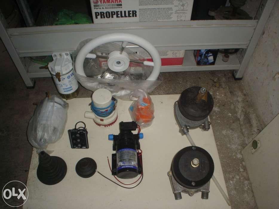 Direcçao Completa Reforçada para Barcos ou Direcçao Hidraulica