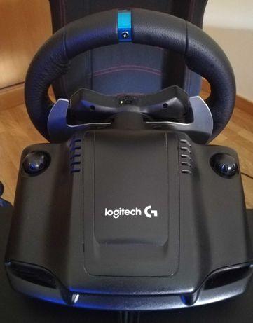 Volante Logitech g29 com Shifter