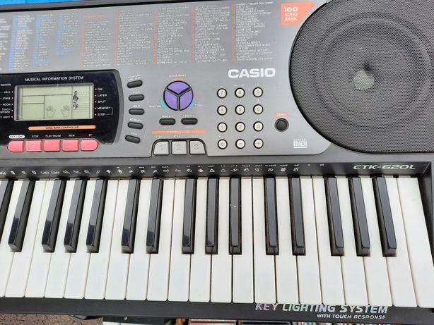 Keyboard CASIO CTK-620L