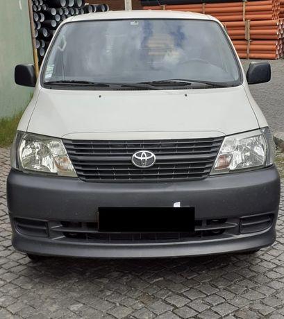 Toyota Hiace 2.4D