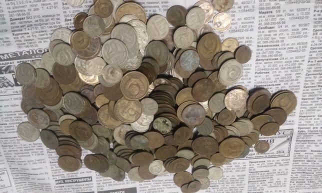 продам монеты России и СССР