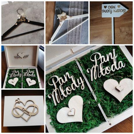 Sprzedam pozostałości po weselu