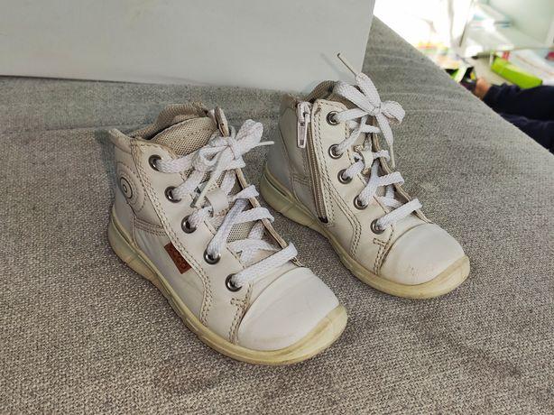 Buty dziecięce skórzane 25 Ecco