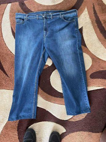 Męski Zestaw 2 pary spodni jeansy i sportowe, koszulka