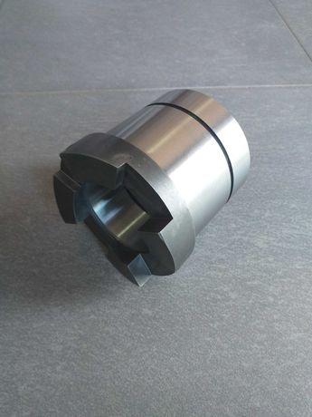 Sprzęgło kłowe rotora przyczepy samozbierającej STRAUTMANN Mega-Vitess