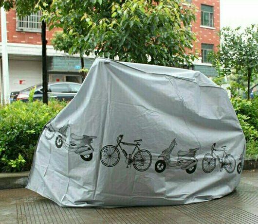 Чехол для хранения велосипеда скутера накидка чохол от пыли