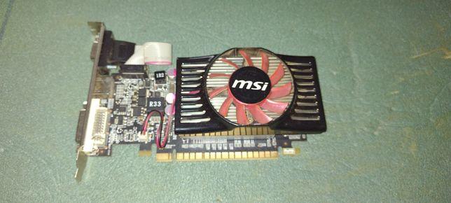 MSI GeForce 2 GB  N620 GT