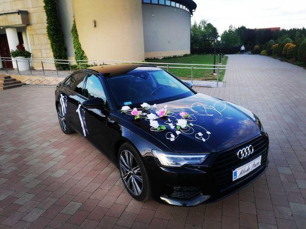 Auto do ślubu Audi A6 C8 wolne terminy 2021