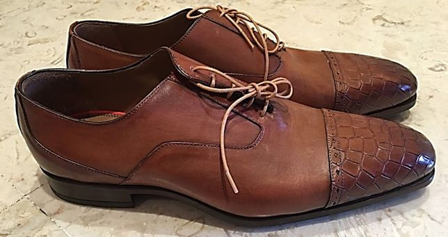 Sapatos Greve cor de mel 44