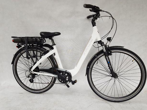 Nowy rower elektryczny Kands 28' Bateria 14 AH, ALTUS 7', LUBLIN