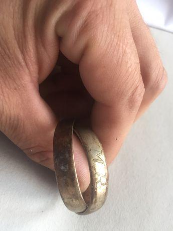 Кольца срібні