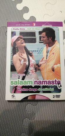 Salaam namaste Bollywood film DVD Yash Chopra Khan