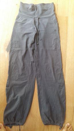Spodnie dresowe FITNESS YOGA rozm. XS/S DOMYOS stan idealny!
