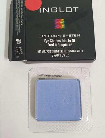 Матовые тени для век Inglot FREEDOM system, nf 369