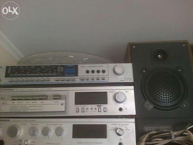 Колонки до радіотехніки