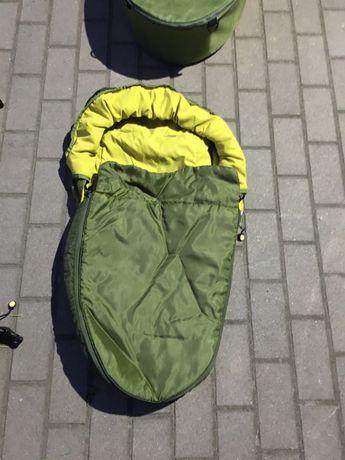 Xlander xa jungle czesci osłonka śpiworek torba pałak kola adaptery