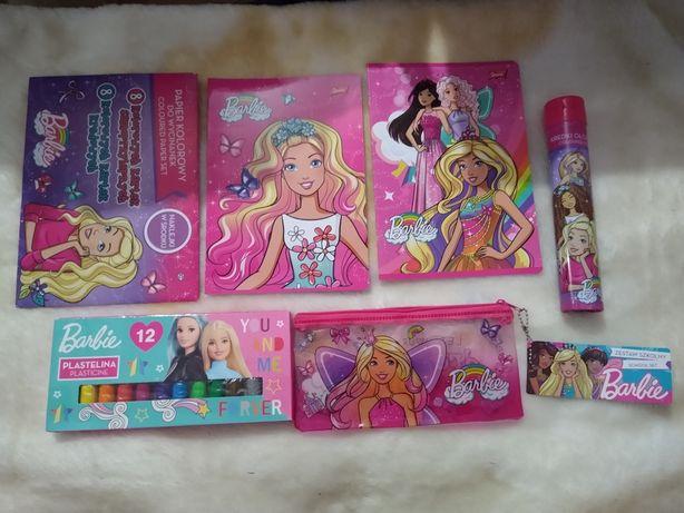 Barbie zestaw przyborów szkolnych (16)