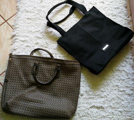 Dwie duże torebki
